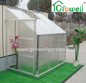 Limited Space Use Lean-to Hobby Greenhouse (LB507) pictures & photos
