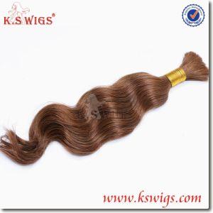Top Grade Bulk Hair Extension Brazilian Virgin Remy Human Hair pictures & photos