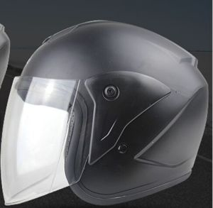 New Motorcycle ATV Full Face Helmets Half Face Helmet (HD2008) pictures & photos