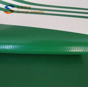Waterproof PVC Coated tarpaulin for Roof Sunshade (UCT1122/610) pictures & photos