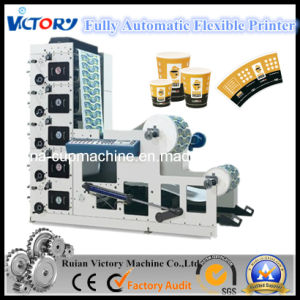 Fully Automatic Flexible Printer (4-6 color)