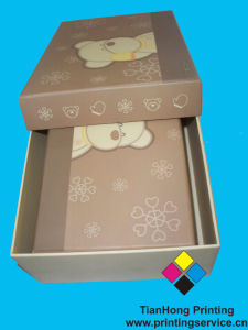 Paper Packaging Printing Cardboard Gift Boxes (OEM-BX023) pictures & photos