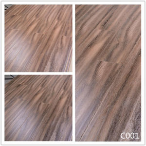 Commercial Laminate Floor with Cheap Price pictures & photos