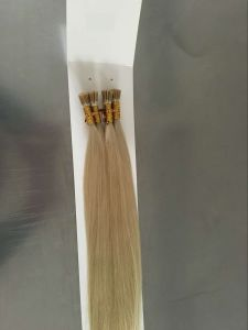 100% Virgin Human Hair Ombre Keratin Hair Extension pictures & photos