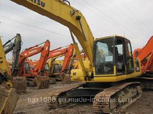 Used Crawler Excavator Komatsu PC220-8 Hydraulic