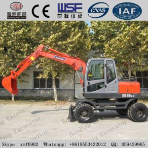 2016 Hot Sale Wheel Excavators for Sale pictures & photos