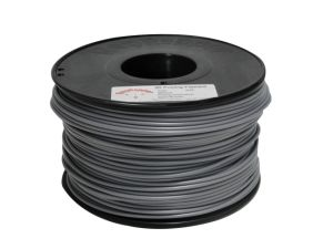 ABS 3.0mm Silver 3D Printing Filament