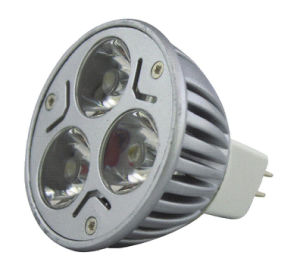 3W MR16 LED Spot Light / LED Spot Lamp (Item No.: RM-dB0004)