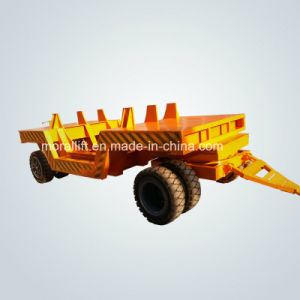 Heavy loading no power transfer cart for industrial use pictures & photos