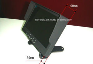 7 Inch Reverse Monitor Stand Adjustable Sunshade Design OSD Manu, Multi Languages pictures & photos