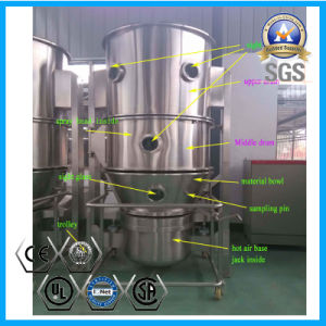Fluid Bed Granulator for Medicine Electuary pictures & photos