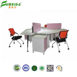 Modern High Quality Wood Partition Workstation Office Furniture (AP30-3) pictures & photos