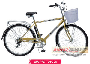 Stels style 28′′ City Bike with Falcon Coaster Brake pictures & photos