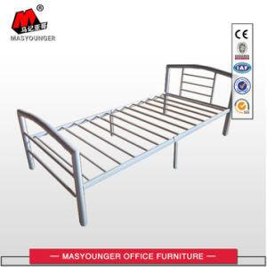 School Hotel Military Use Metal Single Bed pictures & photos