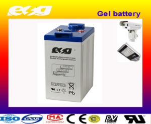 AGM Gel 2V500ah Sealed Lead Acid Battery for Eletricity System