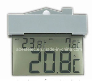 Max Min Outdoor Window Thermometor
