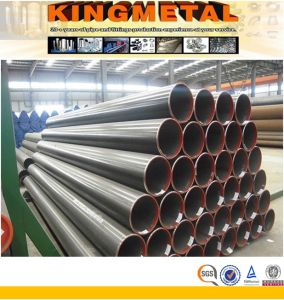 18 Inch X52 Longitudinal Welded ERW Steel Pipe API5l pictures & photos