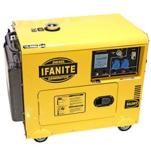 Diesel Generator Set (IDE10T3A)