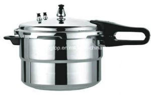 2017 Hot Sales Aluminum Pressure Cooker (3L, 4L, 5L, 7L, 9L, 11L, 13L, 15L) pictures & photos
