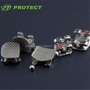 Dental Orthodontic Metal Bondable Standard/Mini Mbt Brackets, 0.018/0.022, CE/PDA/ISO (1017/1018)