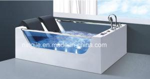 New Style Massage Bathtub Acrylic Hydromassage Bath S Nj-3027 pictures & photos