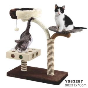 Small Cheap Tree Cat, Cat Tree (YS83287) pictures & photos