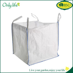 Onlylife Square White Home Garden Bag/Sack Bag for Storage or Leaf Collection pictures & photos
