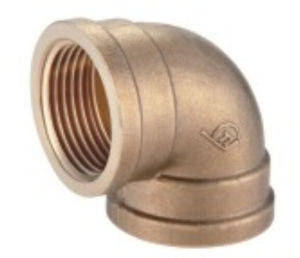 Brass Fittings Female Elbow Copper Tb-02 pictures & photos