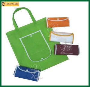 2016 Eco Non Woven Shopping Foldable Bag (TP-FB018) pictures & photos