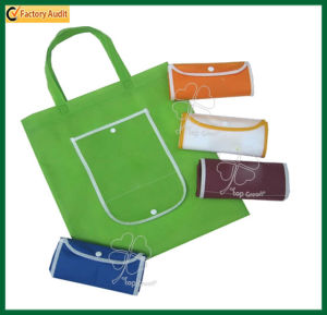 2017 Non Woven Shopping Foldable Tote Bags (TP-FB018) pictures & photos
