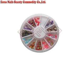 Nail Beauty / Nail Art Fruit Strips in Wheel Box