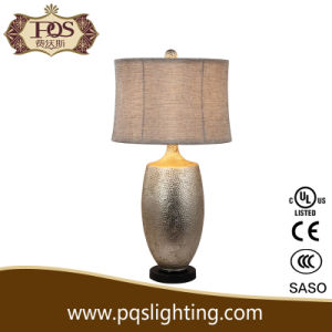 Oval Shape Resin Turkish Table Lamps