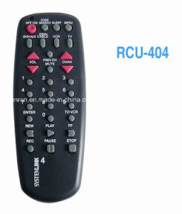 Universal Remote Control for TV, VCR, Cable, DVD
