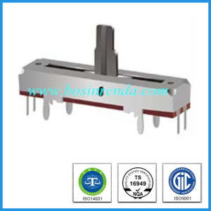 Professional Chinese Supplier Slide Potentiometer with Plastic Lever for Mixers pictures & photos