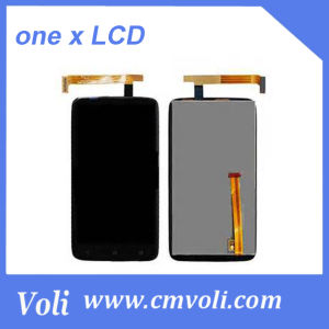 Wholesale LCD Display for HTC One X Screen pictures & photos