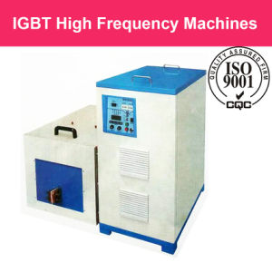 IGBT High Frequency Heating Induction Equipment Series for Melting Smelting Thermal Treatment Welding pictures & photos