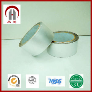 Silver Aluminum Tape in Industry pictures & photos