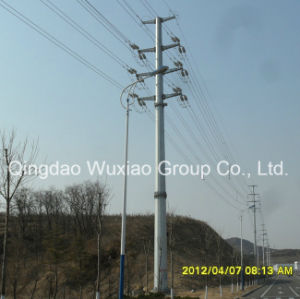Electrical Transmission and Transformation Iron Tower pictures & photos