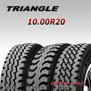 Triangle Truck Tires 10r20 10.00X20 pictures & photos