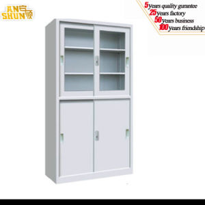 Metal Furniture Sliding Door Storage Cabinets pictures & photos