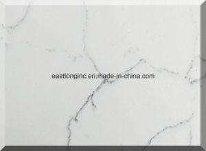 China Wholesale Home Decoration Building Material Artificial Quartz Stone Solid Surface pictures & photos