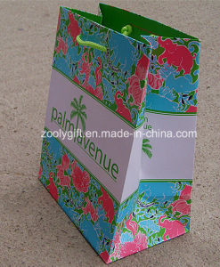 Custom Design Printing Paper Shopping Bags Clothes Packaging Paper Bag pictures & photos