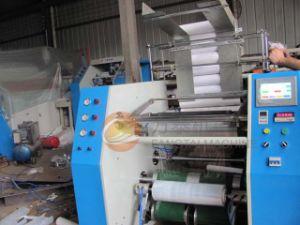 FTP-300 High Speed Auto Stretch Film Rewinding Machine (CE) pictures & photos