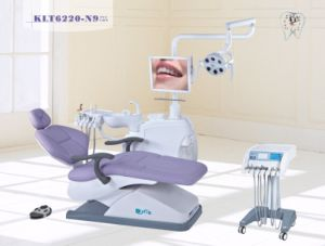 Cart Type Dental Equipment with Memory Position Function pictures & photos