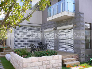 Perforated Aluminum Roll up Door pictures & photos