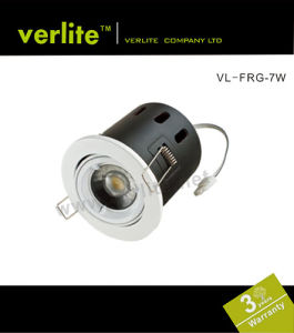 7W LED Downlight Tilt with CE RoHS