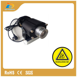 LED Caution Sign Projector 80W pictures & photos