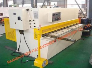 Wing Beam Sheet Shearing Machine/Swing Beam Shearing Machine/Hydraulic Swing Beam Shearing Machine (QC12Y)