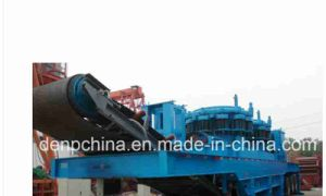 Mobile Cone Crusher Plant for Export pictures & photos