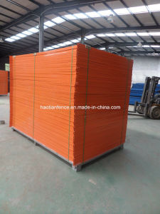 Powder Coated Outdoor Temporary Construction Fence Panels pictures & photos
